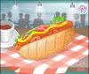 เกมส์ทำอาหาร ทำขนมปังกับฮอตด็อกแสนอร่อย
