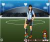 เกมส์แต่งตัว สาวสวยนักฟุตบอลสุดเจ๋งเลย