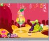 เกมส์แต่งหน้าไอศกรีมผลไม้